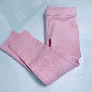 Brand new with Tags pink girls Leggings size 5